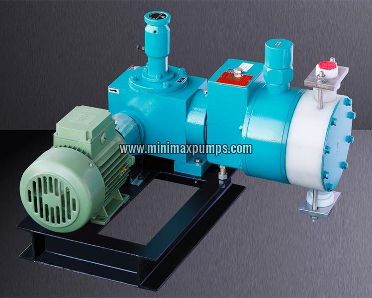 Hydraulic Actuated Diaphragm Pump (HDMP-20 S1)