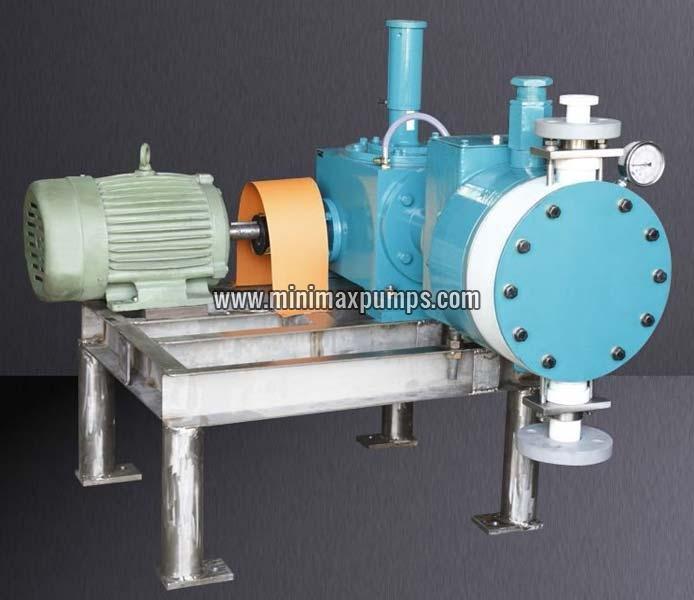 Hydraulic Actuated Diaphragm Pump (HDMP-20S2)