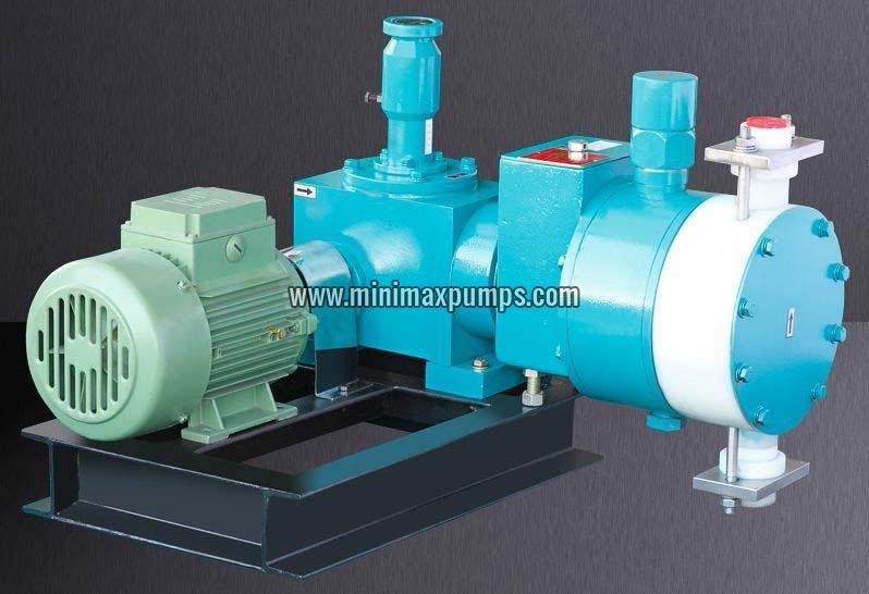 Hydraulic  Actuated Diaphragm Pump (HDMP-35S2)
