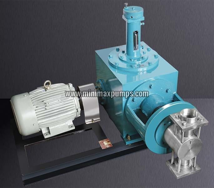 Plunger Type Pump (MP-60)