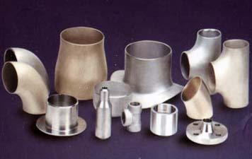 Titanium Pipe Fittings