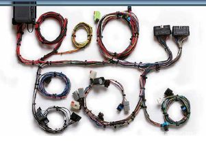 Electrical Wire Harness 04