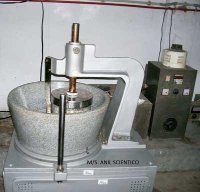 Granite End Runner Mill