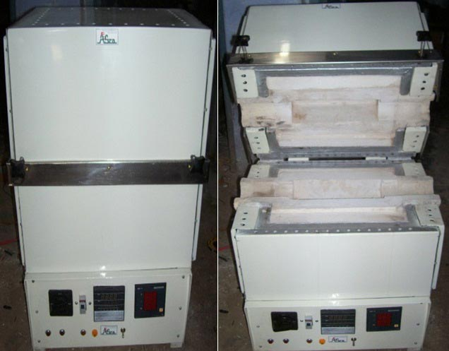 Split Type Tube Furnace