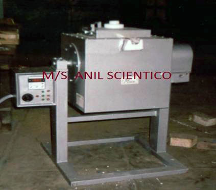 Tilting Type Melting Furnace
