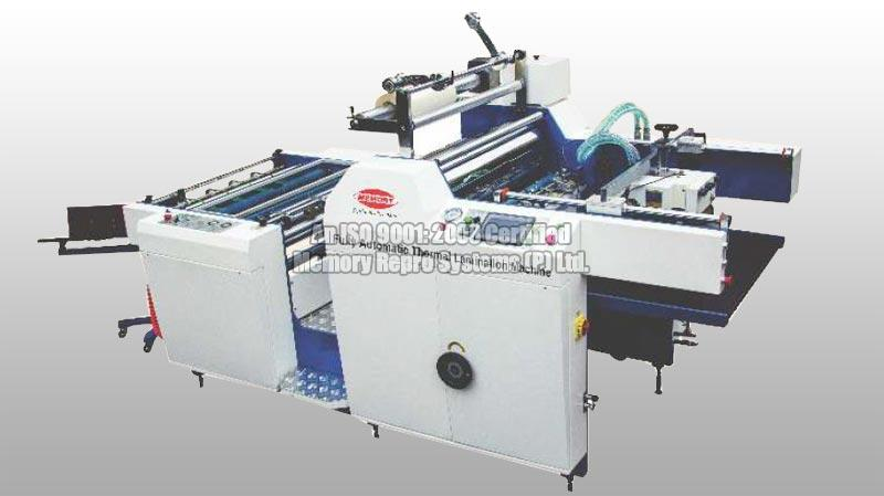 Fully Automatic Thermal Lamination Machine