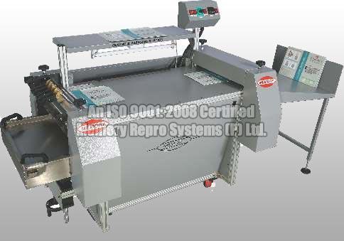 Gluing and Pressing Machine