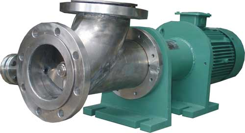 Magnetic Drive Axial Flow Pumps