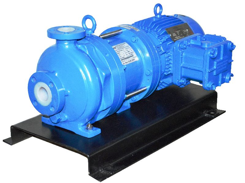 Non-Metallic Magnetic Drive Centrifugal Pumps