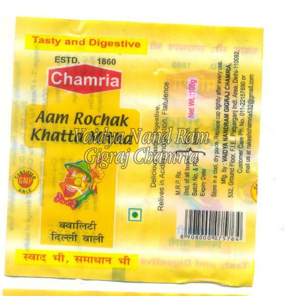 Aam Rochak Khatta Mitha