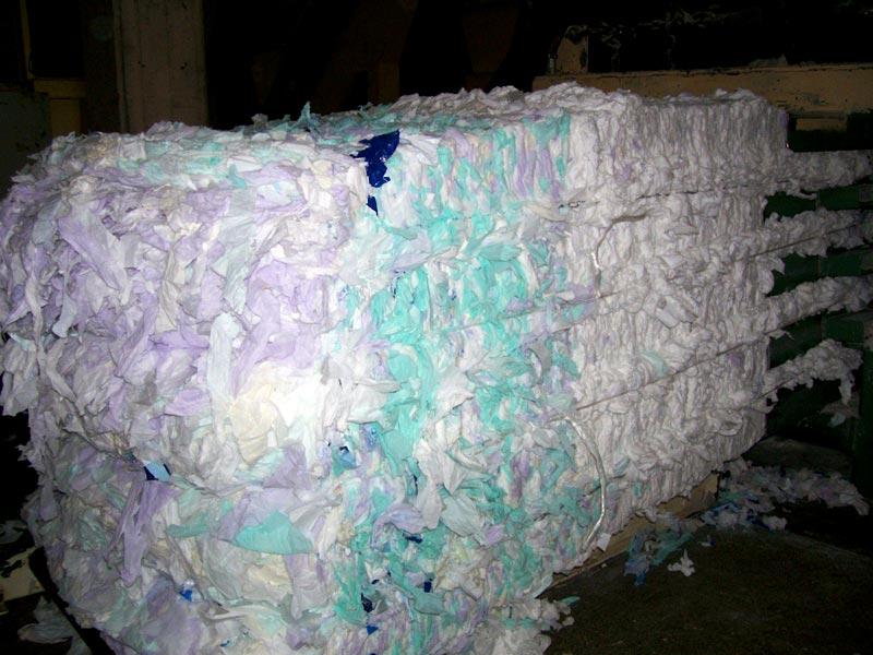 Reclaimed Plastic