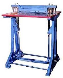 Perforating And Creasing Machine