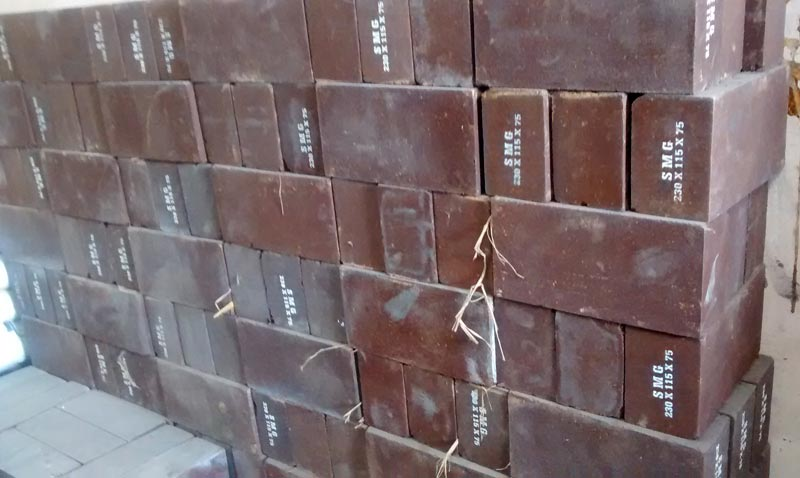 Magnesite Fire Bricks