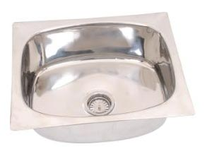 Single Bowl Stainless Steel Sinks