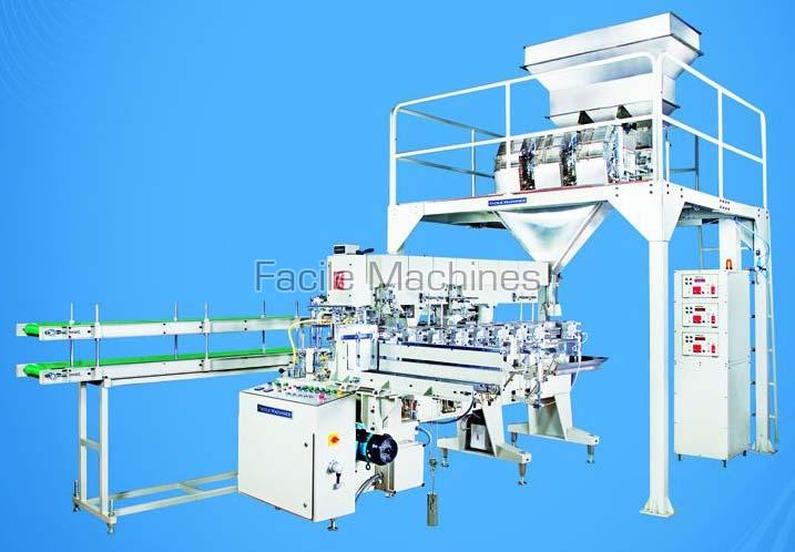 EWF Automatic Lined Carton Packing Machine