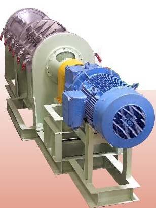 Continuous High Speed Mixer