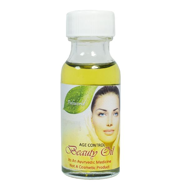 Age Control Beauty Oil 01