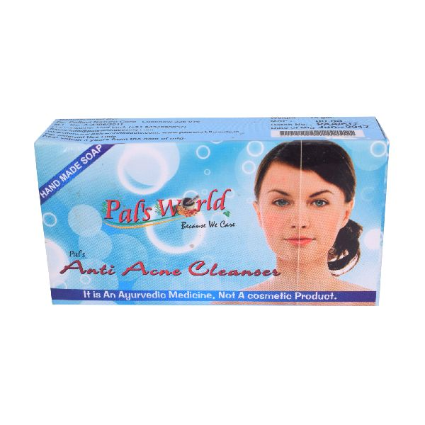 Anti Acne Soap 01