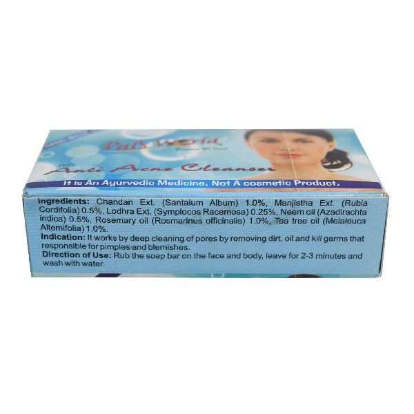Anti Acne Soap 02