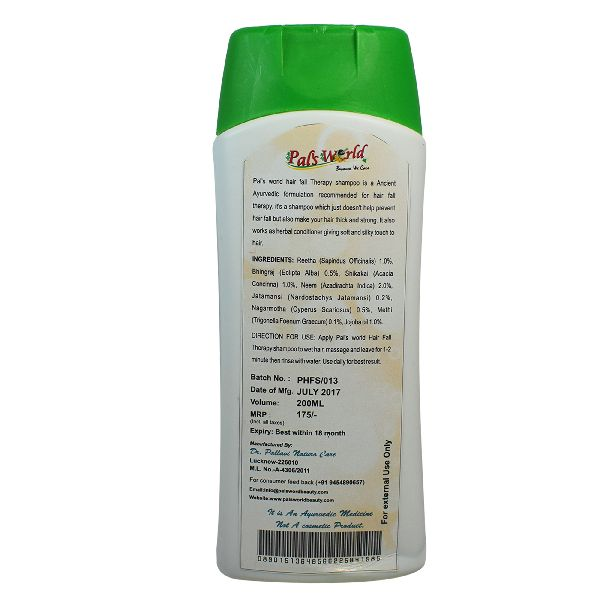Anti Hair Fall Shampoo 02