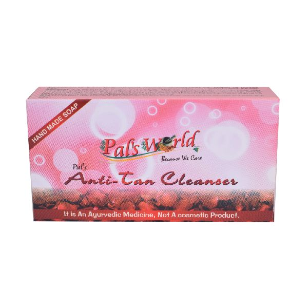 Anti Tan Cleanser 01