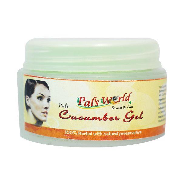 Cucumber Gel 01