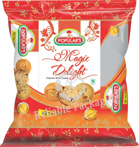 Laminated Bakery Packaging Pouches 04