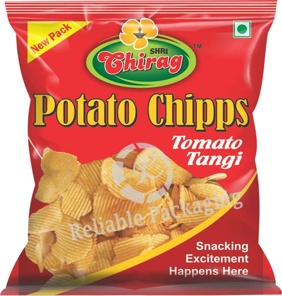 Laminated Chips Packaging Pouches 02