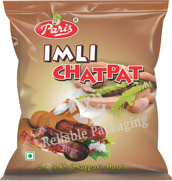 Laminated Confectionery Packaging Pouches 01