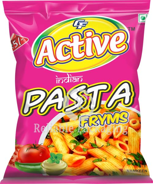 Laminated Fryms Packaging Pouches 01