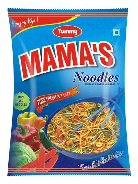 Laminated Noodles Packaging Pouches 01