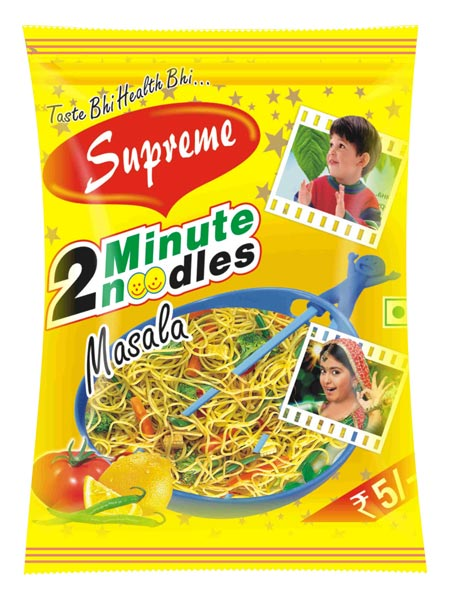 Laminated Noodles Packaging Pouches 02