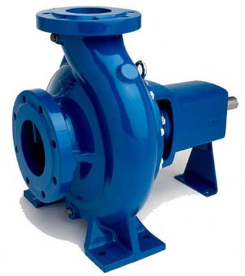 Centrifugal Chemical Pumps