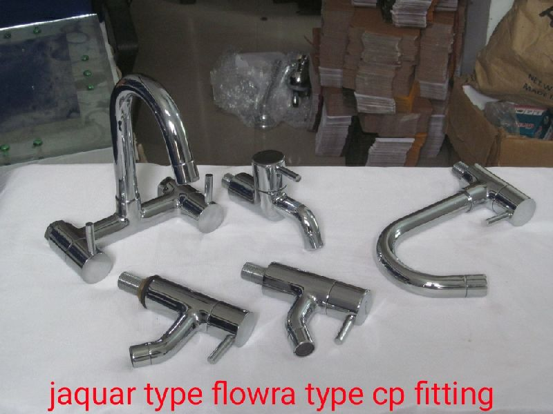 Jaquar CP Bathroom Fitting 02