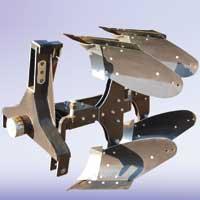 Hydraulic Reversible Plough 01