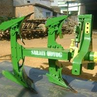Hydraulic Reversible Plough 04