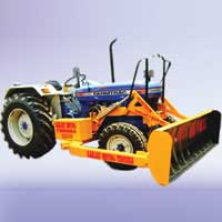 Tractor Fitted Dozer 02