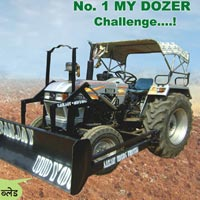 Tractor Fitted Dozer 08