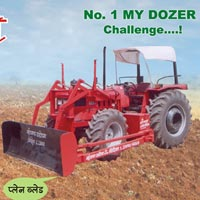 Tractor Fitted Dozer 09