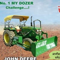 Tractor Fitted Dozer 13