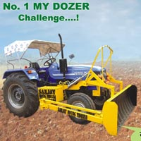 Tractor Fitted Dozer 14