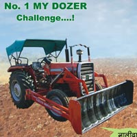Tractor Fitted Dozer 16