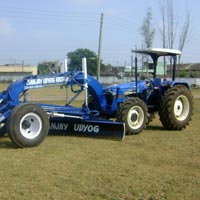 Tractor Fitted Grader (New Holland 7500 4WD)