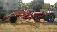 Tractor Fitted Grader With Dozer 07