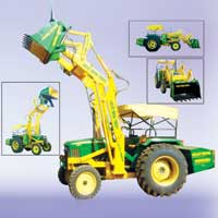 Tractor Fitted Loader 01