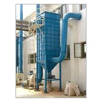 Pulse Jet Dust Collection System