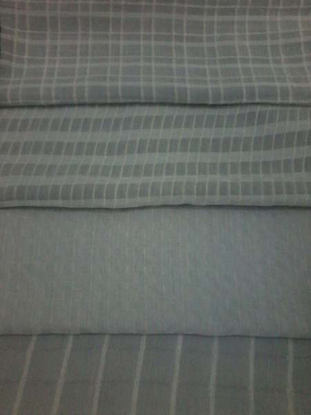 Designer Viscose Dobby Fabric