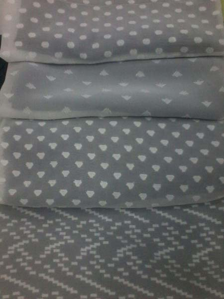 Polyester Georgette Dobby Fabric