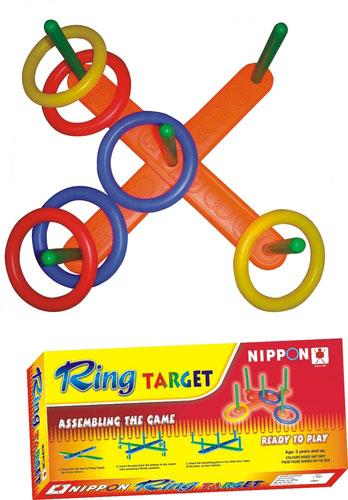 Ring Target Game