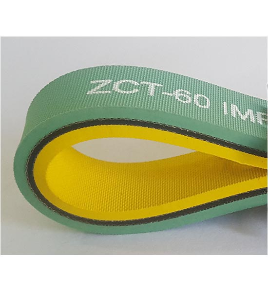 ART NO. (ZCT-60 IMP) Folder Gluer Belts